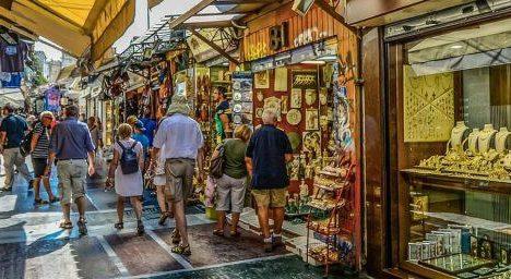 Ateny za darmo, czyli zwiedzanie stolicy Grecji bez wydawania pieniędzy