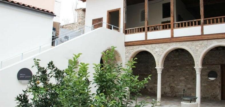 najstarszy dom w atenach