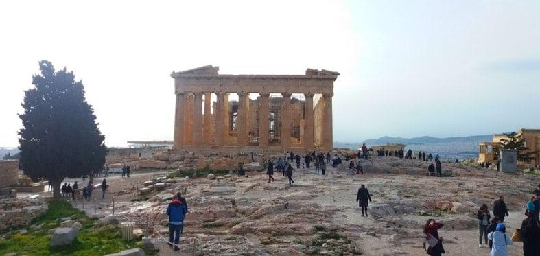 bezpłatne wycieczki po Atenach
