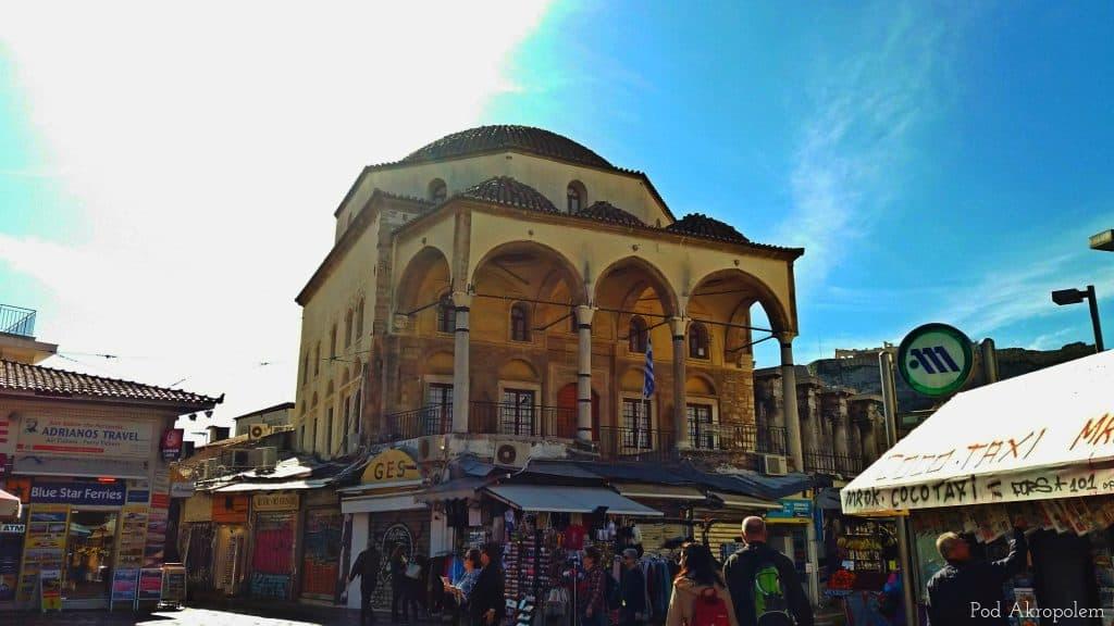 Meczet Dzisdaraki