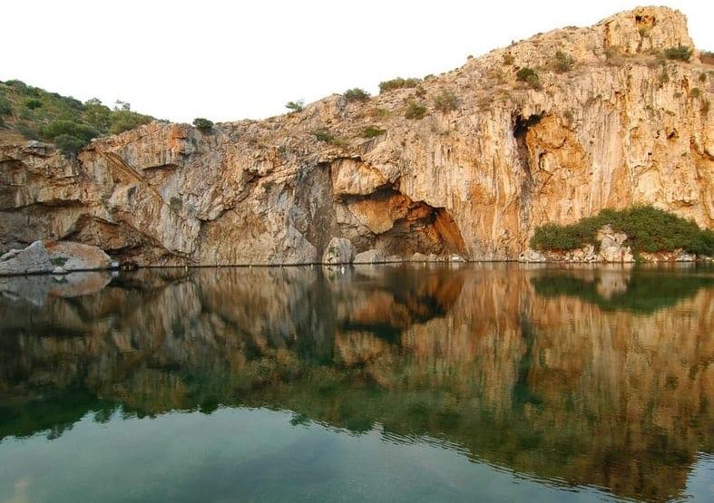 jezioro vouliagmeni