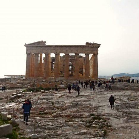 50 rzeczy, które możesz zrobić w Atenach