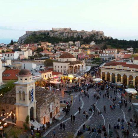 Czy wiesz, że Ateny to otwarte muzeum?