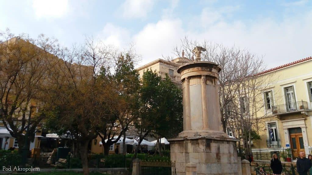 Pomnik Lyzikratesa