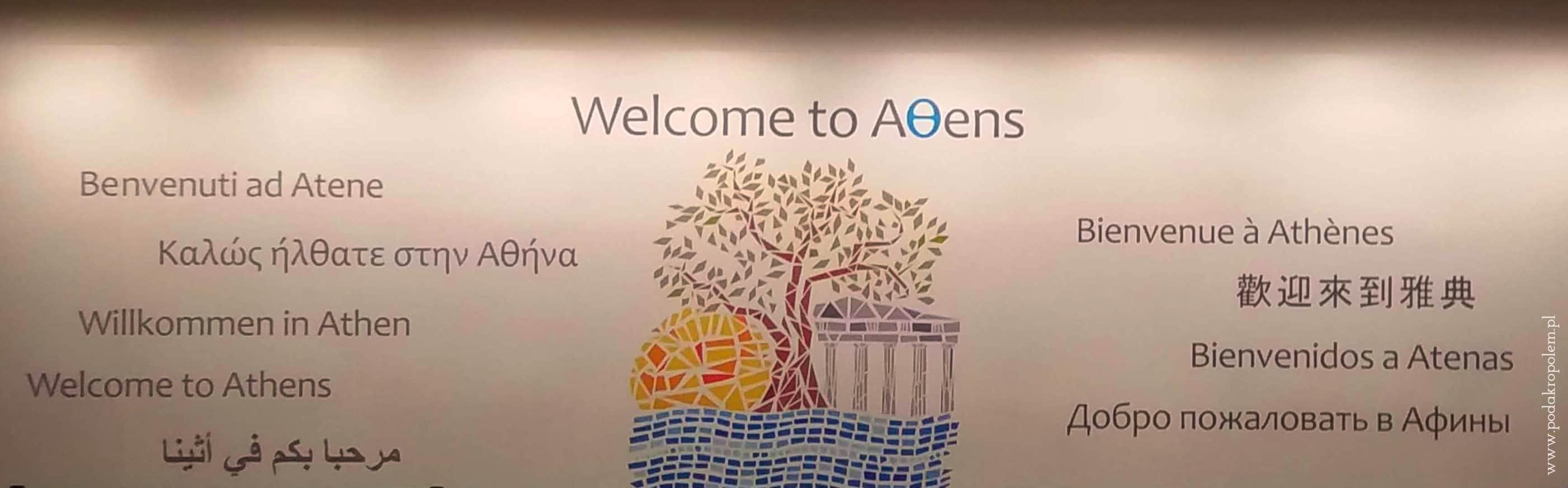 witaj w Atenach