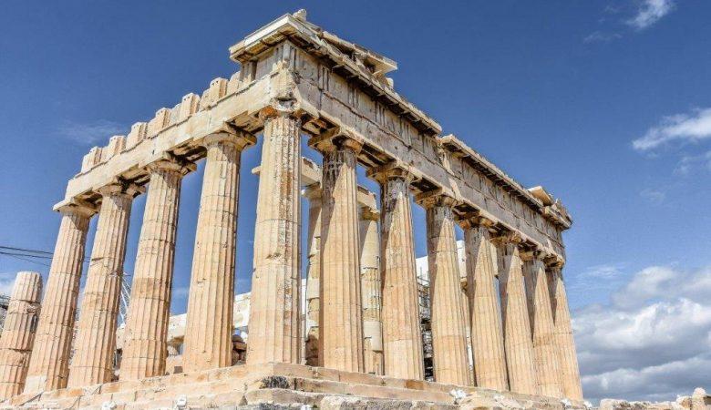 akropol wzgorze