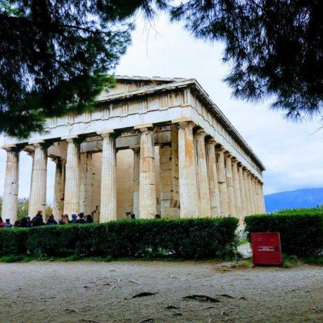 Jak spędzić udane walentynki w Atenach?