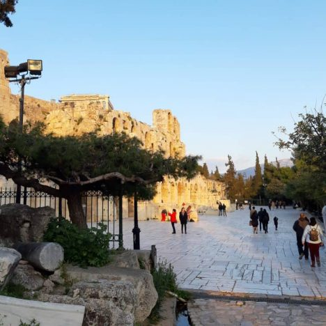 Historia marmurów i rzeźb Partenonu