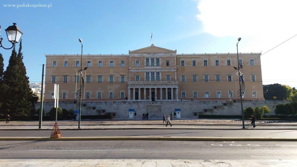 Parlament grecki